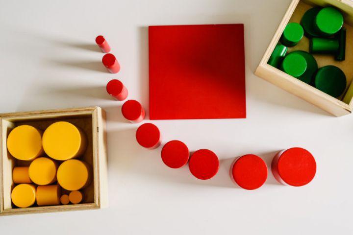 Centres i pedagogia Montessori