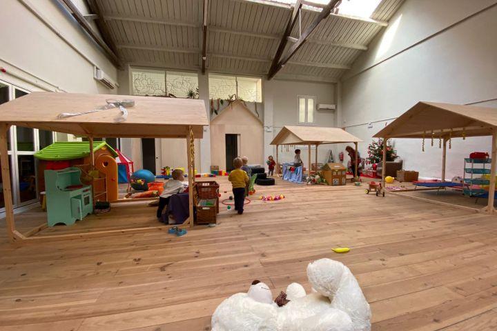 ludoteca centre barcelona ciutat vella tembo family club espai de joc plans en família oci familiar