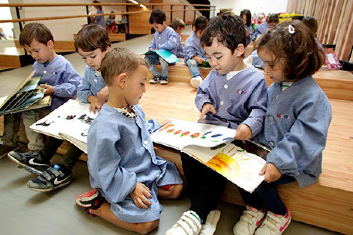 lectura infants niños escola betania patmos colegio lectoescritura lectoescriptura