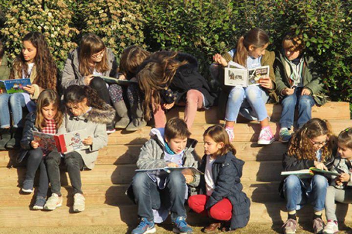 Llegir lectura lectoescriptura escola betània patmos colegio