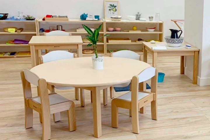 montessori sarrià sant gervasi guarderia crianza alternativa llar d'infants escola bressol