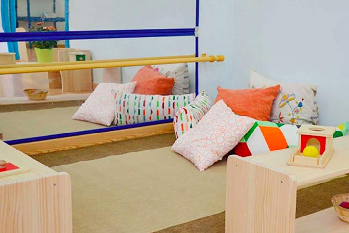 montessori sarrià sant gervasi bonanova barcelona nido niu espai de criança pedagogia alternativa