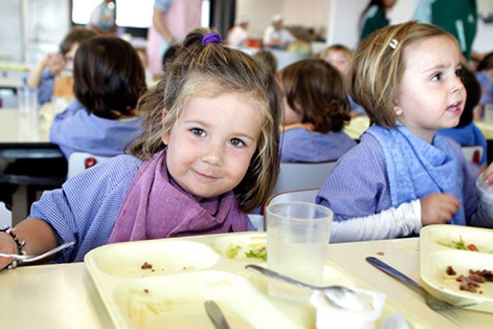 menjador escolar escola colegio betania patmos comida infantil guarderia